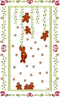 Carte double - Alsace réf 01a