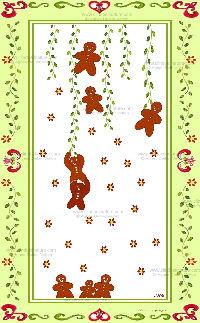Carte double - Alsace réf 08a